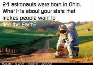 From Ohio