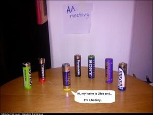 AA Meeting