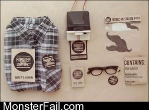 Hipster Starter Kit