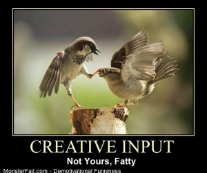 Creative Input