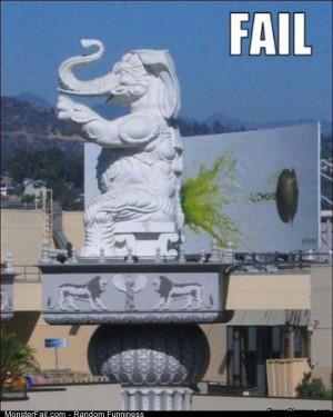 Fail fail Placement