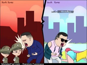 Funny Pics North Vs South