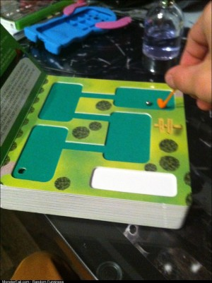 Best book Ive ever bought the miniature book of miniature golf