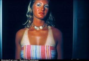 Fail nice Tan Line