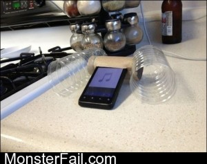 DIY iPhone Speaker