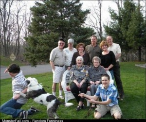 Fail nice Family Photo
