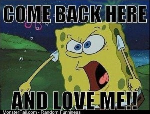 How I feel when a cat walks away from me when I try to pet it