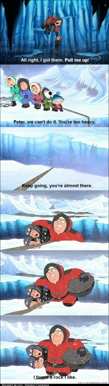 The best of Peter Griffin