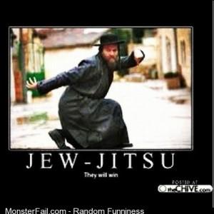 Jew jujitsu jewish lmao