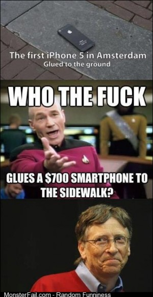 Well played Bill Gates