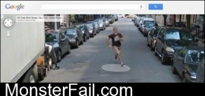 Playing Tag With Google Street View Car