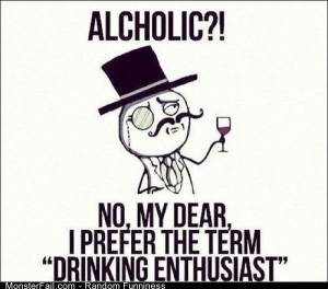 Funny Pics Not An Alcoholic