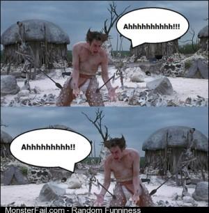 Hahaha in the bone