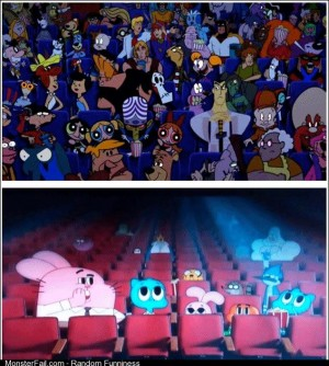 Cartoon Network Then Now