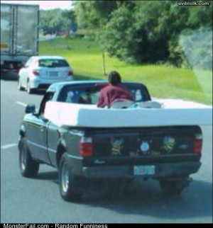 Funny Pics Mattress Delivery
