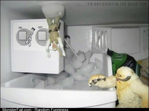 Hoth in your freezer