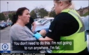 Funny Pics Fatty Is Honest