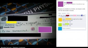 Friend on facebook wrote this cheque for his rent after his landlord refused to fix the