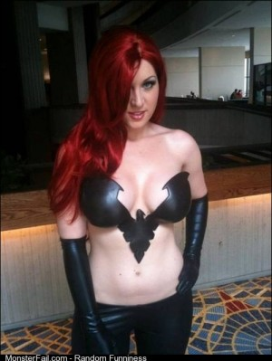 Awesome Dark Phoenix Cosplay
