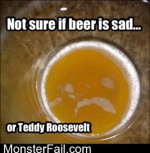Sad Beer