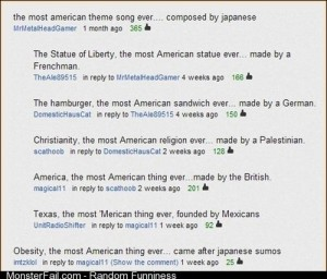 The Most American Things Ever