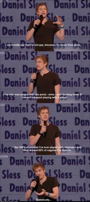 Gay Daniel Sloss