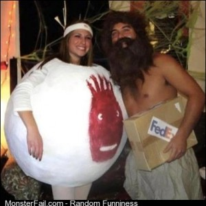 My favorite couple costume