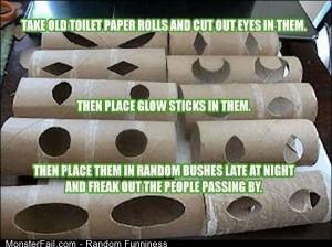 Funny Pics Toilet Paper Rolls