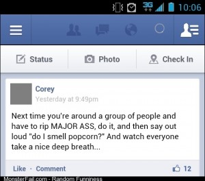 The Popcorn Troll