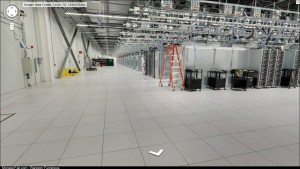 Server room via their new street view When you see it