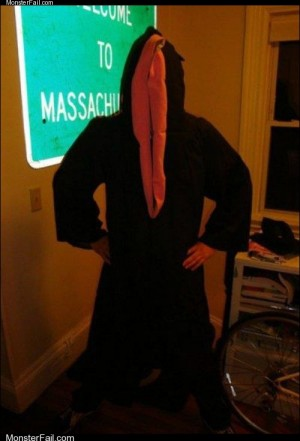 Vagina costume