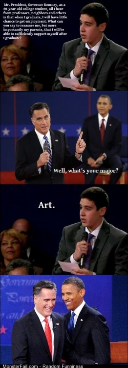 Funny Pics Art Major
