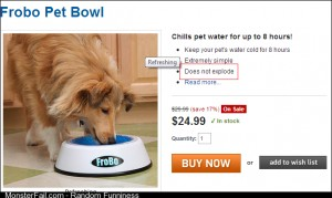 Why more dog bowls have this feature