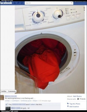 Derpy washing machine