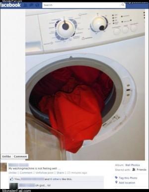 Derpy washing machine