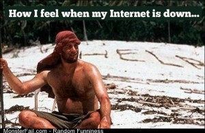 Funny Pics Internet Is Down