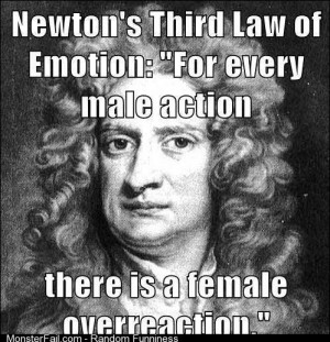 Third Law Of Emotion