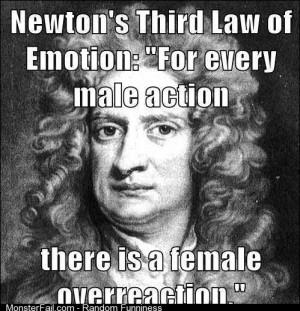 Third Law Of Emotion
