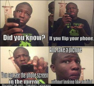 To Those Taking Bathroom Pictures