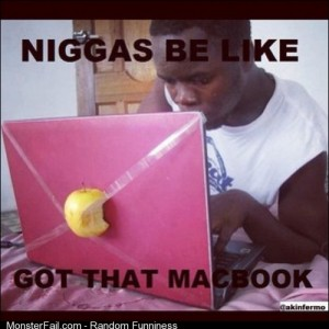 Sofunny apple funny MacBook KFC