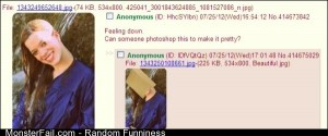 Funny Pics 4chan To The Rescue