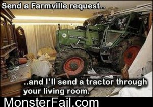 Send A Farmville Request