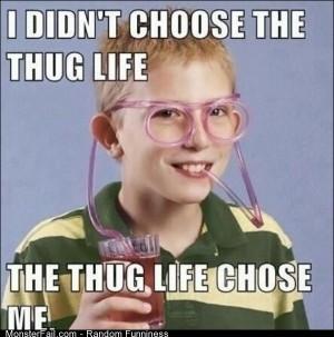 Funny Pics Thug Life