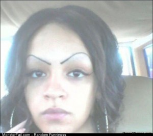 Fail great Eye Brows