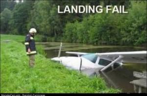 Fail whoopps