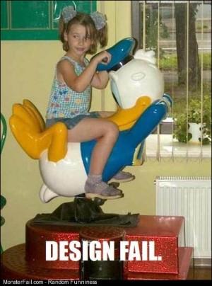Design fail