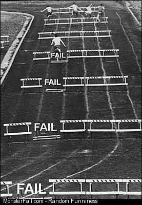 Runner fail