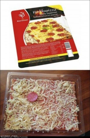 Fail full Of Pepperoni