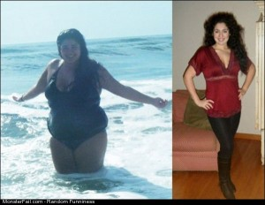 Funny Pics Fat To Skinny