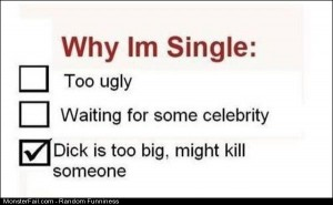 Funny Pics Why Im Single